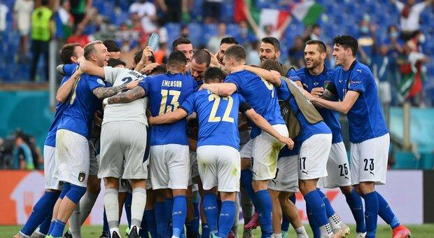 Europei 2021, il tabellone degli ottavi di finale. Italia-Austria e Galles-Danimarca già decise. Chi incontrano le altre già qualificate