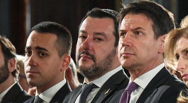Salvini a Conte: «Pagare i debiti e tagliare le tasse. Nessun rischio per i risparmi»