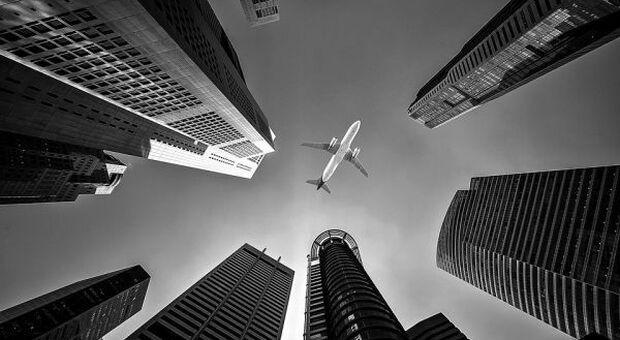 Viaggi senza destinazione: da oggi si vola, solo per scoprire i panorami più belli del mondo