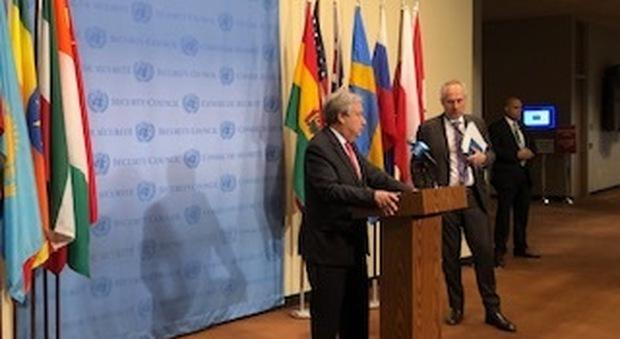 Onu: Il segretario generale Guterres pronto a incontrare il principe saudita bin Salman, per risolvere la guerra in Yemen.