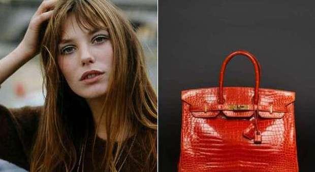 Jane Birkin si dissocia da Hermès: «Togliete il mio nome dalla borsa»
