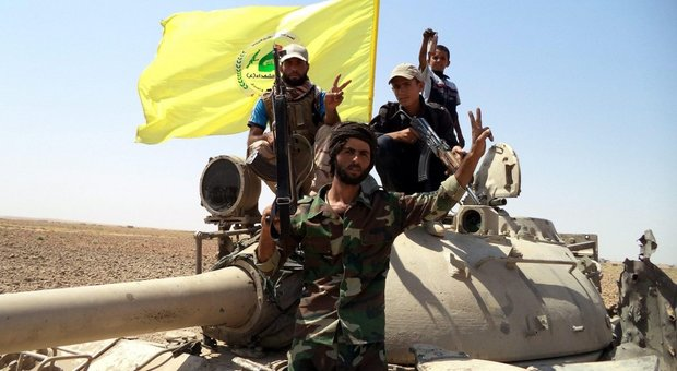 Miliziani Hezbollah