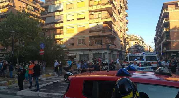 Roma, fuga di gas, panico a Cinecittà: evacuato palazzo di sette piani