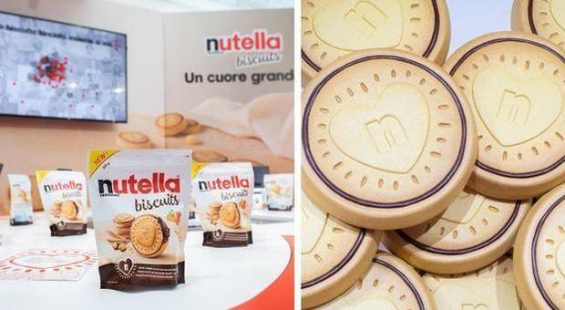 Nutella Biscuits, la rivoluzione di Ferrero: «Sarà il biscotto più venduto in Italia»