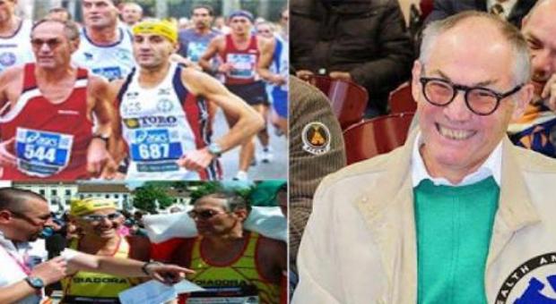 Morto Carlo Durante, l'atletica paraolimpico non vedente colpito da un infarto: fu oro nel '92 a Barcellona