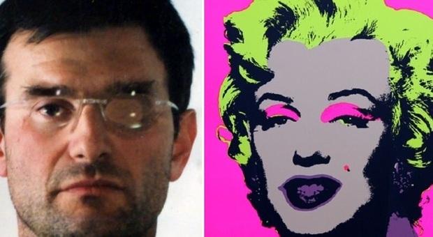 Carminati, da Warhol a Guttuso: il suo tesoro da 27 milioni ora è patrimonio dello Stato