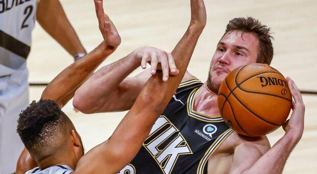 Nba, i Lakers tornano a vincere, Gallinari show con Portland: i risultati delle partite