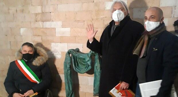 Foligno, San Francesco torna nella piazza dove vendette cavallo e vesti