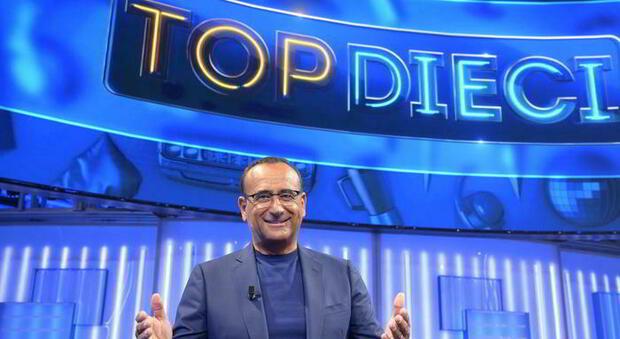 Top Dieci, stasera in tv su Rai1 ultima puntata del programma: Venditti e Raf ospiti speciali