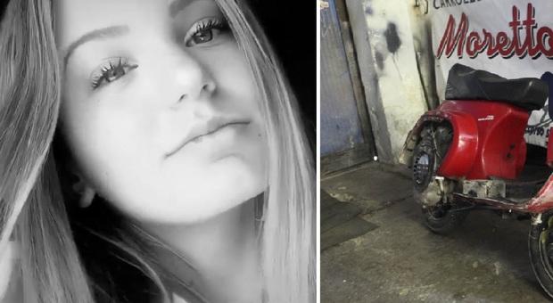 Schianto in Vespa. Vittoria muore a 14 anni, ore d'angoscia per il ragazzo: «Rischia danni permanenti»