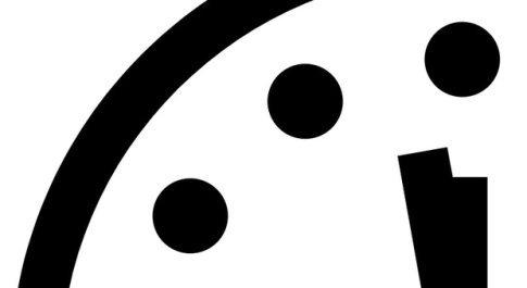 Orologio dell'apocalisse, resta invariato il countdown: 100 secondi alla fine del mondo