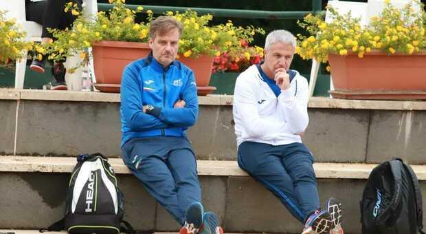 Berrettini, il coach federale Umberto Rianna: «Come lui nessuno, ma qui a Napoli la next gen azzurra non ha rivali»