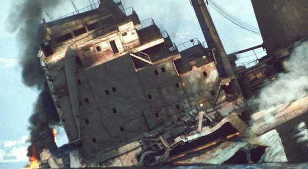 Genova due sub morti dopo immersione in relitto la maledizione della petroliera haven - Tech dive arenzano ...