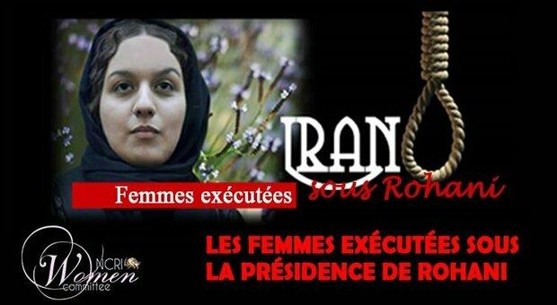 Iran, l'agghiacciante lista delle donne giustiziate: sono ormai 110