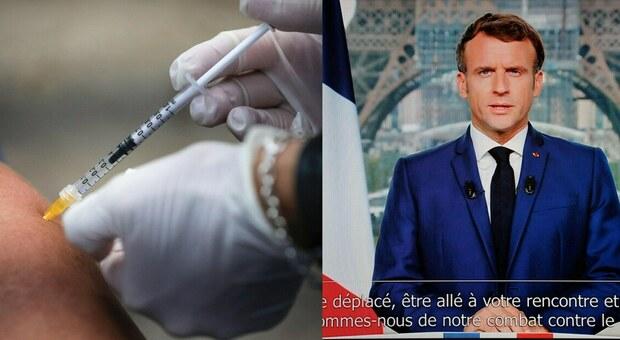 Francia, dal 15 settembre niente lavoro e stipendio ai sanitari no vax
