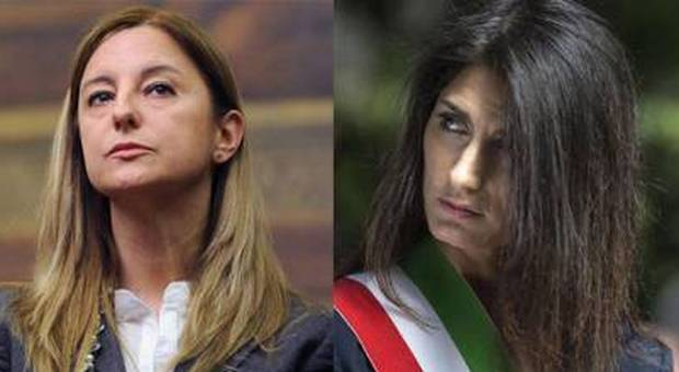 Lombardi attacca Raggi, lei in lacrime chiama Grillo: se non mi difendi mi dimetto
