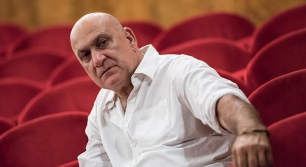 Dario D'Ambrosi regista e attore, fondatore del Teatro Patologico e del Festival Internazionale del Cinema Patologico