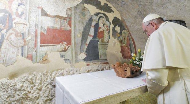 Papa Francesco: Fate il presepe nelle scuole ma non strumentalizzatelo
