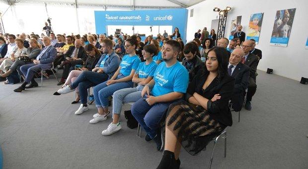 """A piazza del Popolo """"Unicef Generation"""" per i 30 anni della Convenzione sull'Infanzia"""