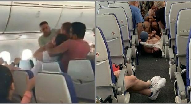Rissa sul volo low cost, pilota costretto a tornare indietro dopo 20 minuti di caos
