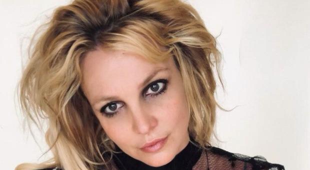 Britney Spears su Instagram