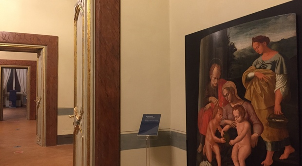 La bellezza non chiude: il Carro di Eretum e le opere d'arte di Amatrice e Accumoli in mostra anche a Ferragosto