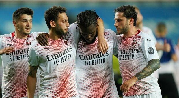 Serie A, Kessie porta il Diavolo Champions dopo sette anni: con l'Atalanta finisce 0-2