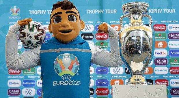 Euro 2020, l'Uefa allarga la rosa dei convocati in Nazionale a 26 giocatori