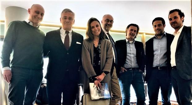 I cinque vignaioli orvietani a Milano