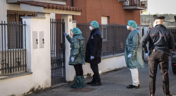 Coronavirus, la mappa dei contagi in Italia: Lombardia e Veneto le regioni più colpite