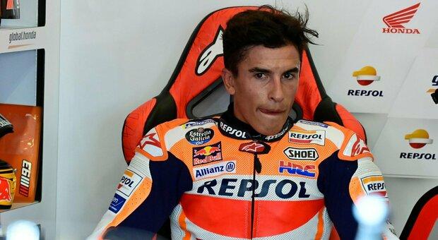 Moto Gp, Marquez tornerà in pista fra due-tre mesi