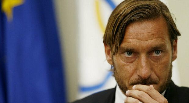 La Commissione agenti della Federcalcio apre un fascicolo su Totti