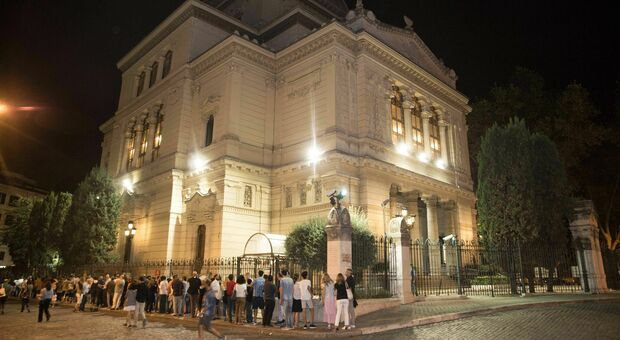 Il Tempio Maggiore di Roma