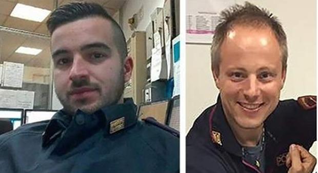 Terrorista ucciso a Milano, l'agente ferito: «Il mio collega è stato esemplare»