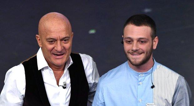 Sanremo 2019, Anastasio incanta ma è polemica. Gue Pequeno contro Lauro?