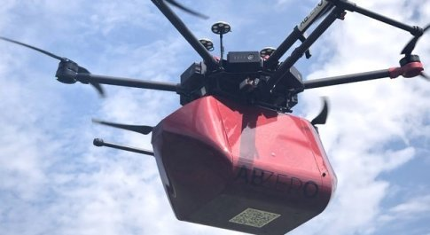 Pontedera, primo volo del drone salvavita ma l'Enac accende il semaforo rosso: nessuna autorizzazione