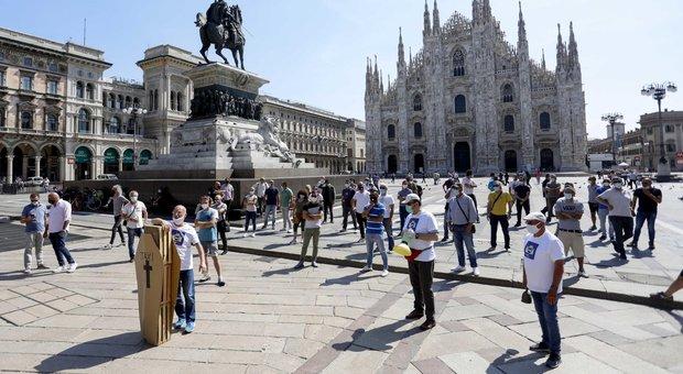 Virus, in Lombardia solo 84 nuovi casi (ma con meno tamponi). I morti sono 29
