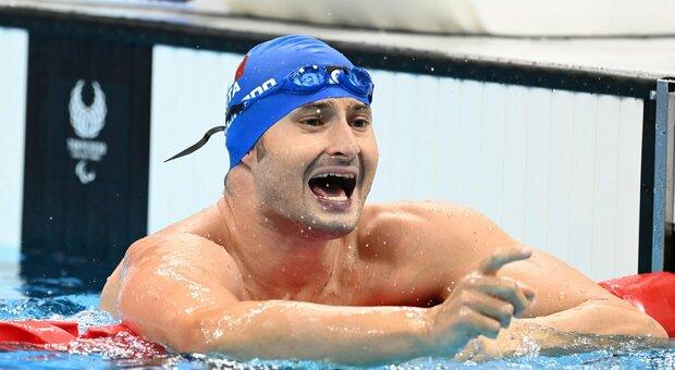 Paralimpiadi, altri sei trionfi per l'Italia (e tutti nel nuoto): Bocciardo fa il bis d'oro nei 100 stile libero