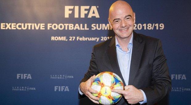 Il caso-Icardi-Inter arriva alla Fifa. Il presidente Infantino:
