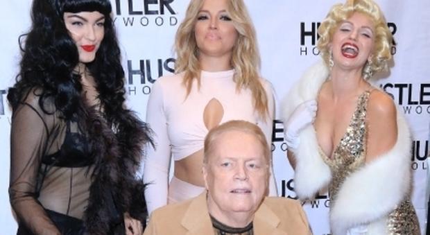 Morto Larry Flynt, il re del porno: il fondatore della rivista Hustler aveva 78 anni. Trump era il suo nemico. Video