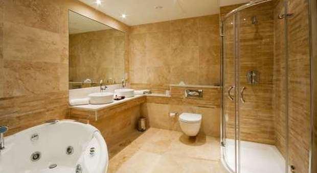 Le piastrelle per la stanza da bagno scegliere quelle perfette