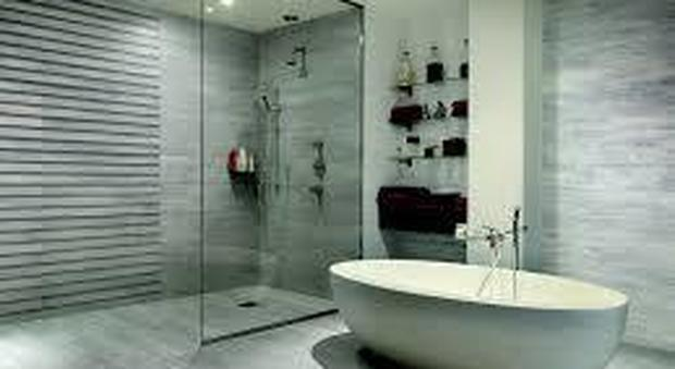 Il bagno, sempre più un luogo da vivere:<br /> comfort e design con un occhio ai consumi