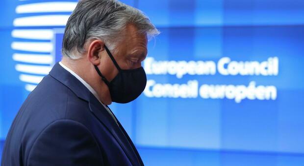 Ungheria evoca l'uscita dalla Ue quando dovrà contribuire al budget europeo