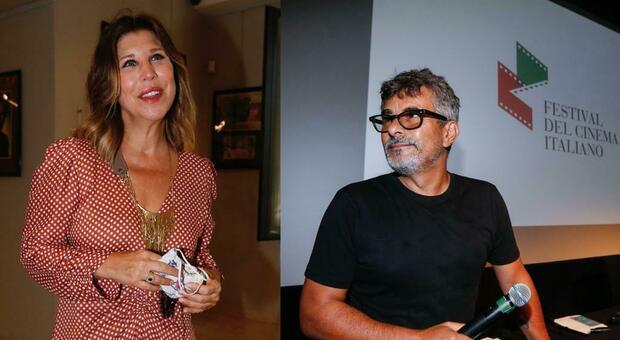 Michela Andreozzi e Paolo Genovese (foto AgToiati/Andrea Giannetti)