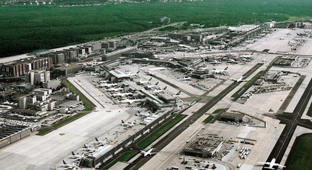 Germania, evacuato terminal aeroporto Francoforte