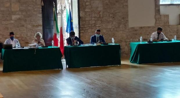 Giunta consiglio comunale di Anagni