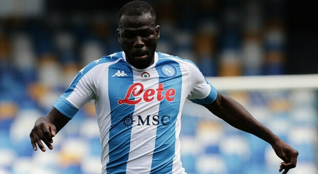 Corsa Champions, tegola per il Napoli: Koulibaly infortunato. Salterà Spezia e Udinese