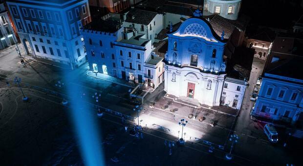 Terremoto 2009, 12 anni dopo: la luce dell'Aquila per ricordare e sperare