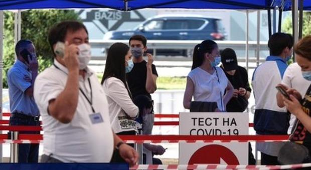 Polmonite Kazakistan più pericolosa del Covid, Astana e Oms smentiscono: «Fake news»