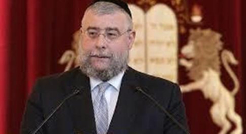 rabbino Pinchas Goldschidt